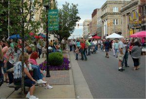 Appalachian Festival Street Fair @ Downtown Beckley WV